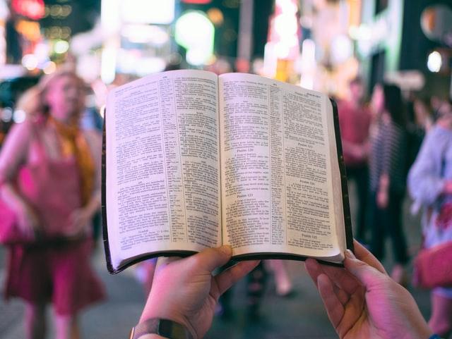 聖書を無料でもらう方法