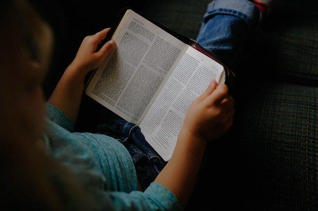 聖書 読む時間
